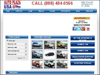 Auto Plaza USA 1315 Lee Blvd Richland Benton Washington