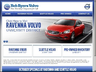 Bob Byers Ravenna Volvo, 2700 NE 55th St, Seattle, King, Washington